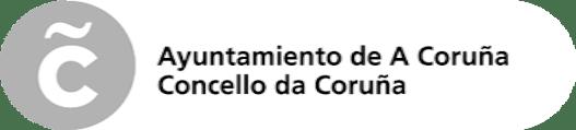 Logotipo do Concello da Coruña