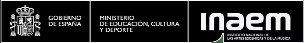 Logotipo do INAEM