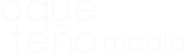 Logotipo de O que teño Media