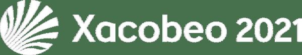 Logotipo do Xacobeo 2021