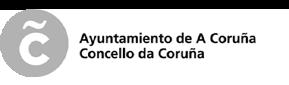 Logotipo de Concello da Coruña