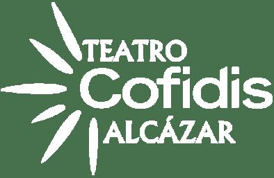 Logotipo del Teatro Cofidís en Madrid